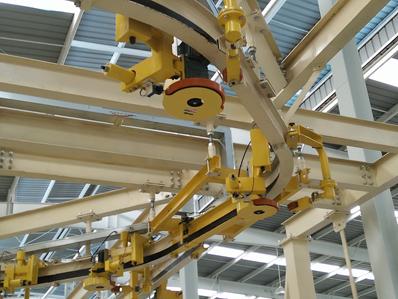 AGV无人搬运机的调度系统是怎么运作的