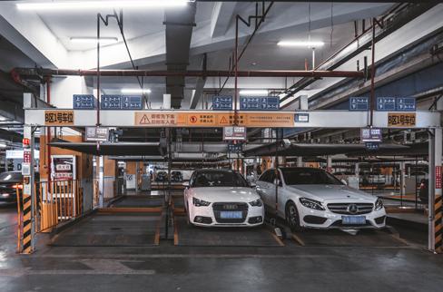 智能立体停车场具有哪些优势