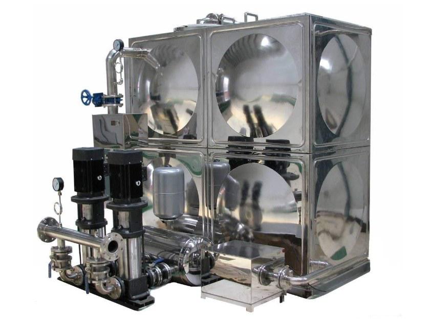 广州无负压供水设备受欢迎的原因有哪些?