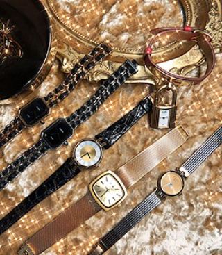 Chanel黑金手表的优势